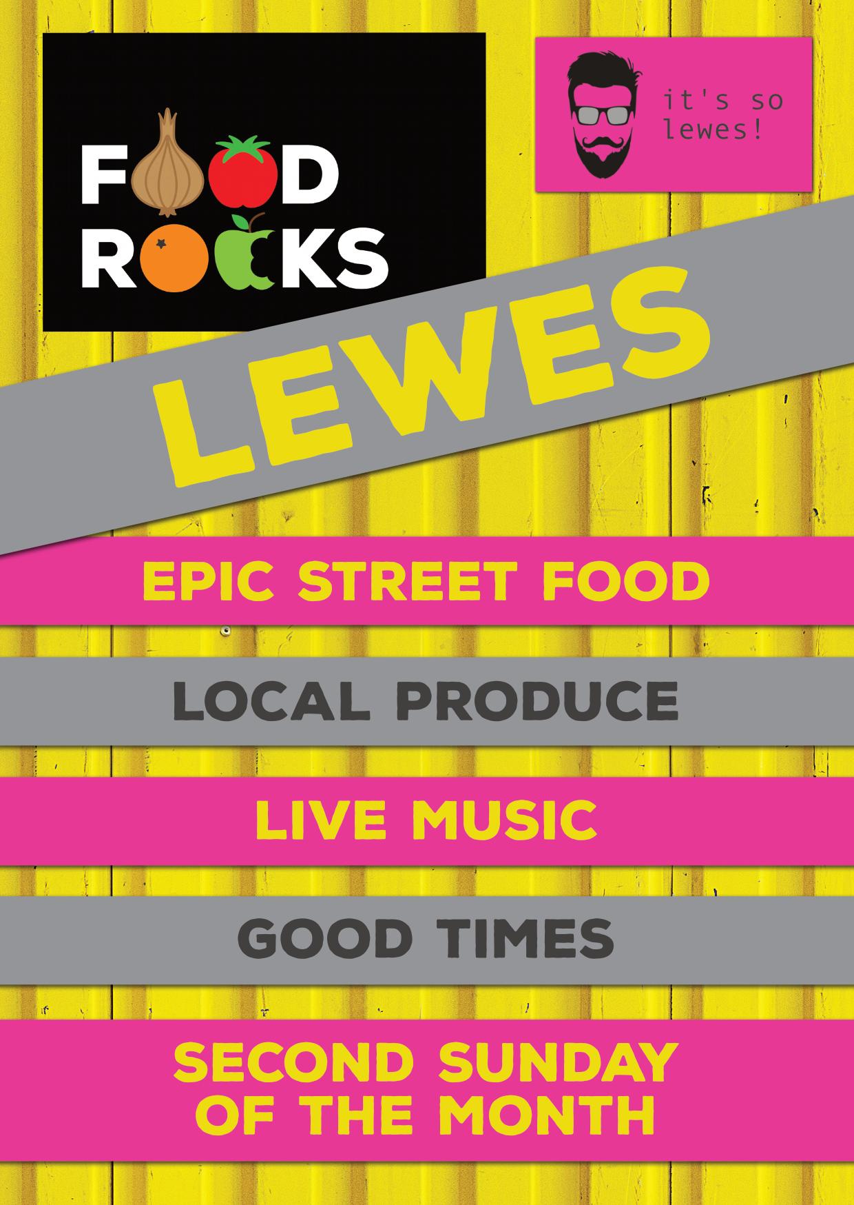 Food Rocks Lewes