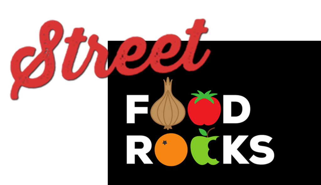 STREET FOOD ROCKS LOGO