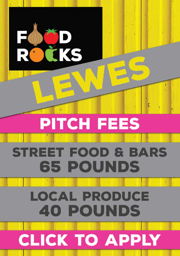 food rocks lewes trader application