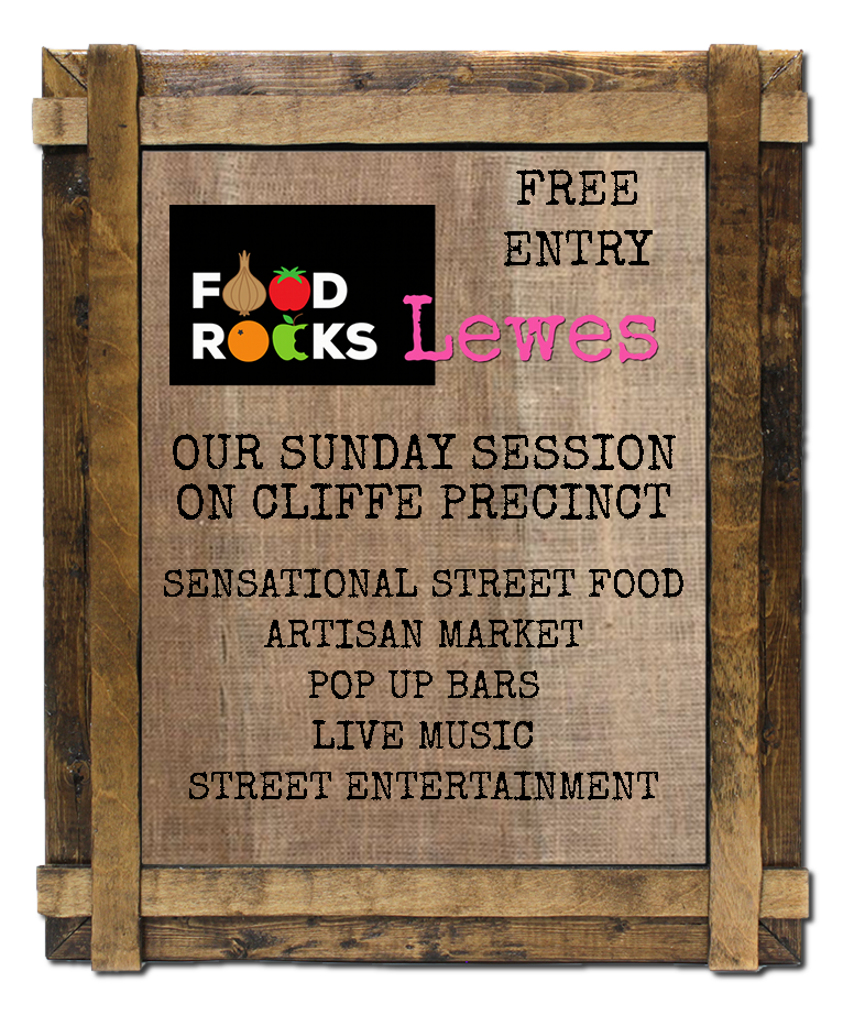 Food Rocks Lewes Street Food